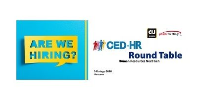 Round Table Discussion – Human Resources – Next Generation