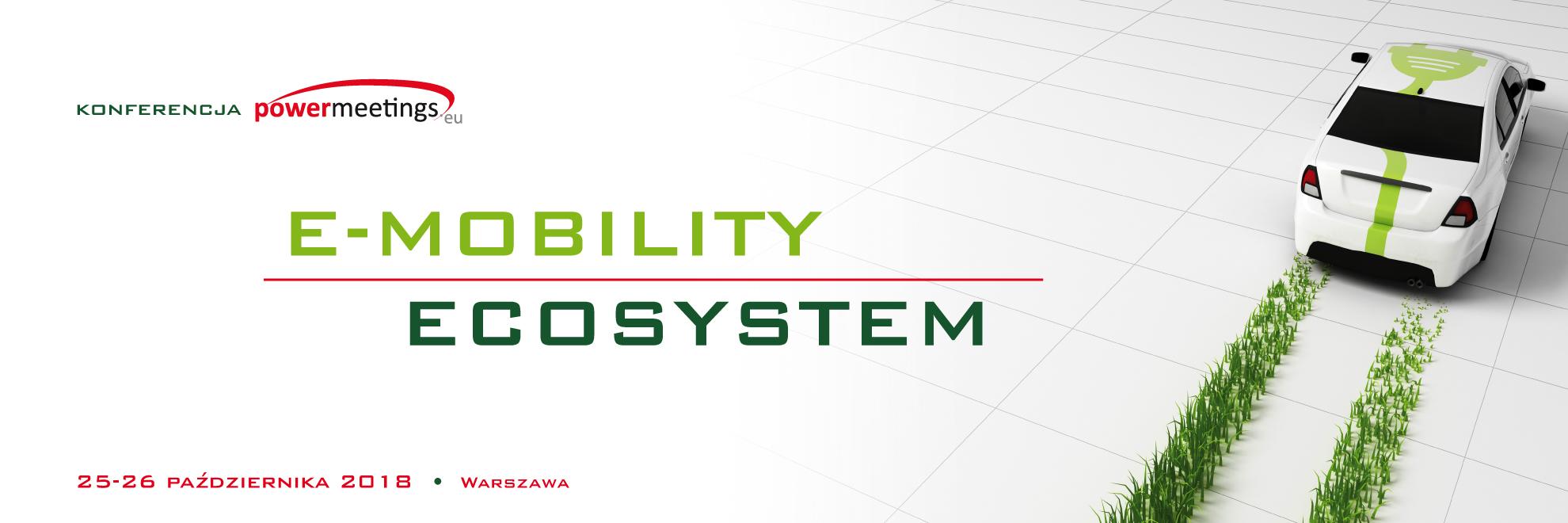 Międzynarodowy kongres E-mobility Ecosystem