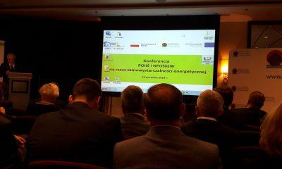 Konferencja POIiŚ i NFOŚiGW na rzecz samowystarczalności energetycznej