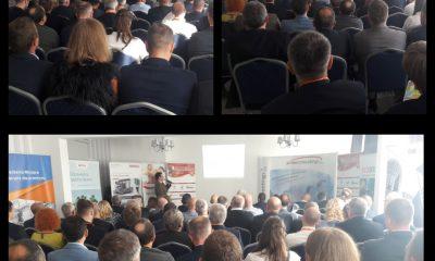 Rozpoczęło się VIII jesienne Forum Biomasy w Ciechanowie