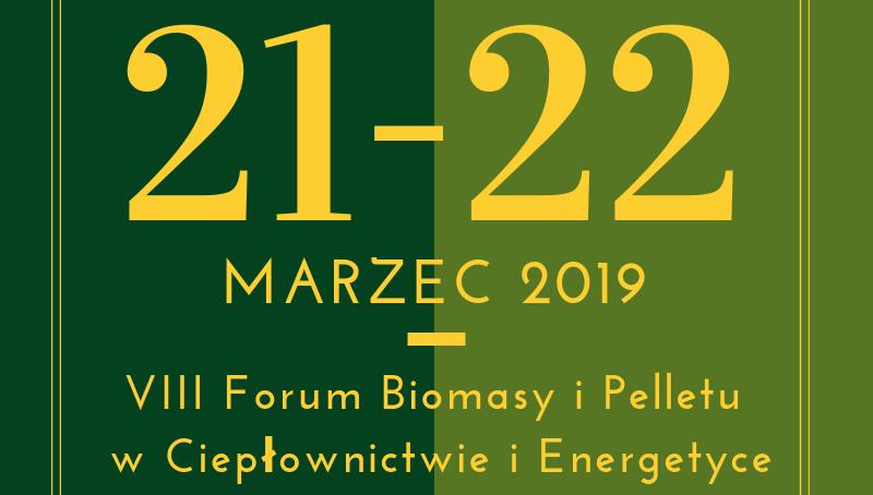 Ostatnia szansa na zgłoszenie udziału w Forum Biomasy w Ciepłownictwie i Energetyce w Elblągu