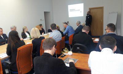 Rozpoczęło się seminarium na temat drewna energetycznego