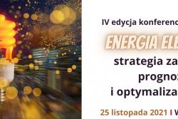 IV edycja konferencji Energia elektryczna w nieruchomościach - strategia zamawiania, prognoza cen i optymalizacja kosztów
